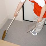 玄関・廊下清掃